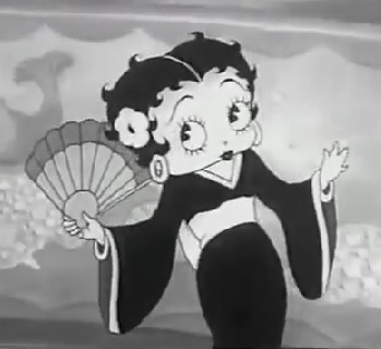 Betty Boop a Language All My Own.jpg